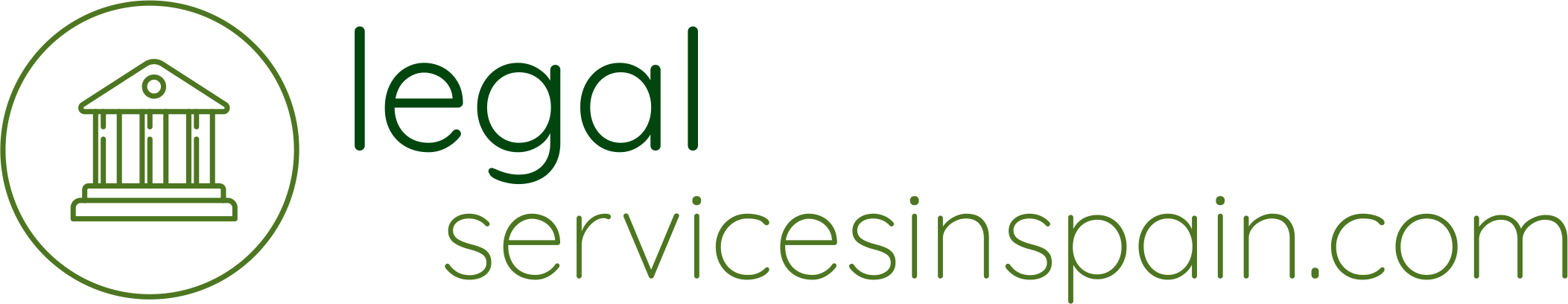 Legal Services In Spain logo