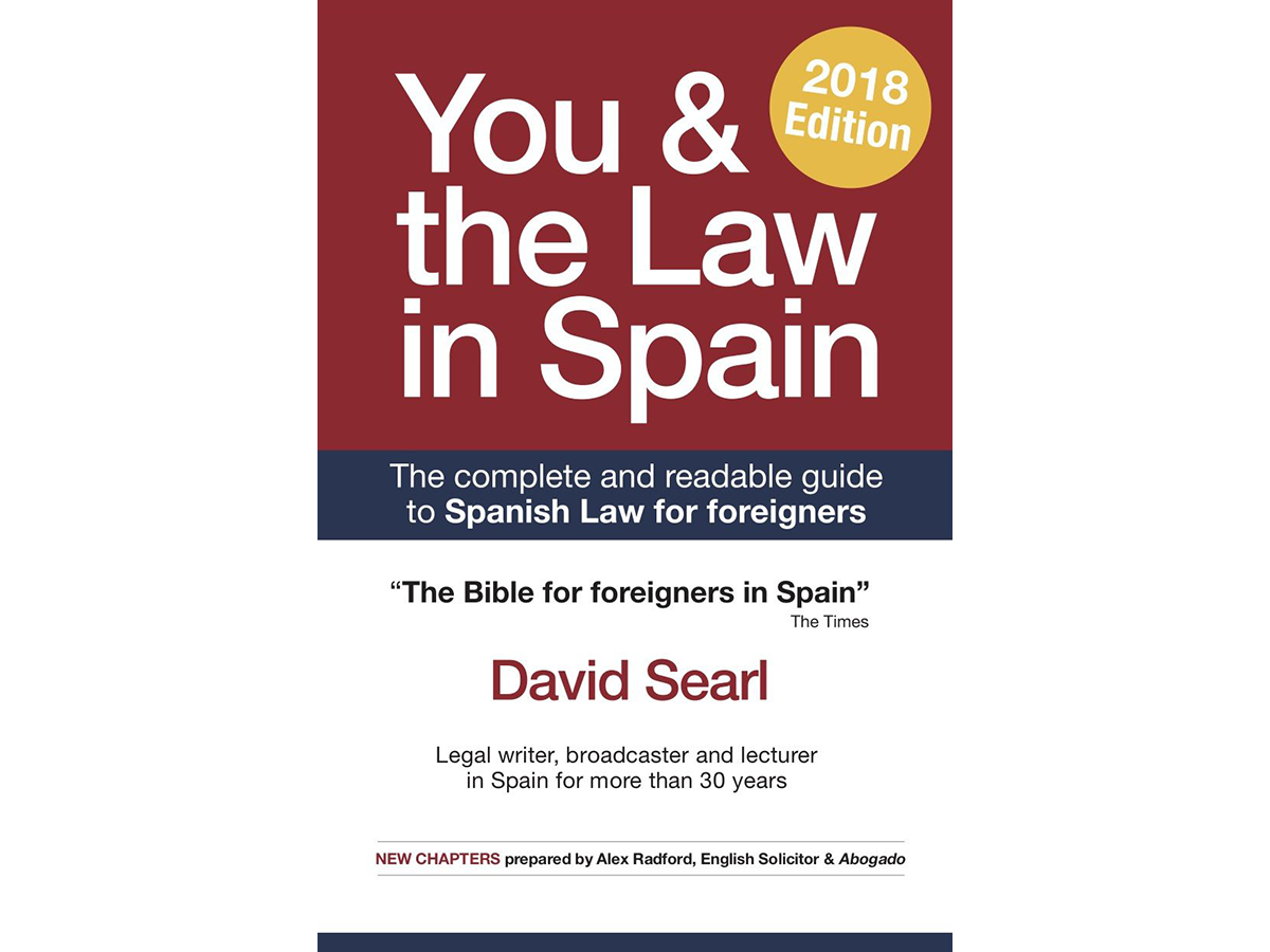 Book cover of You & The Law in Spain