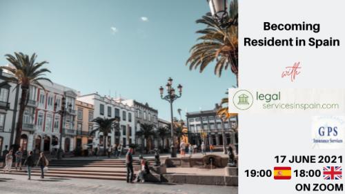 Becoming resident in Spain, Visas